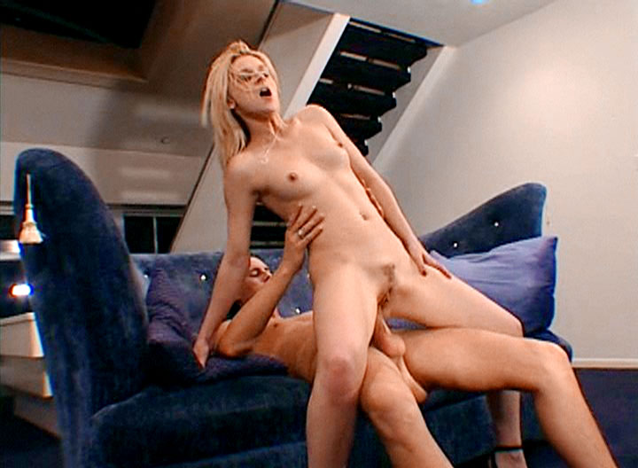 Nice Looking Blonde Gets Her Ass Drilled Hardcore