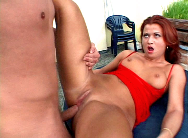 Redhair Whore With Nice Sucking Skills Gets Her Ass banged