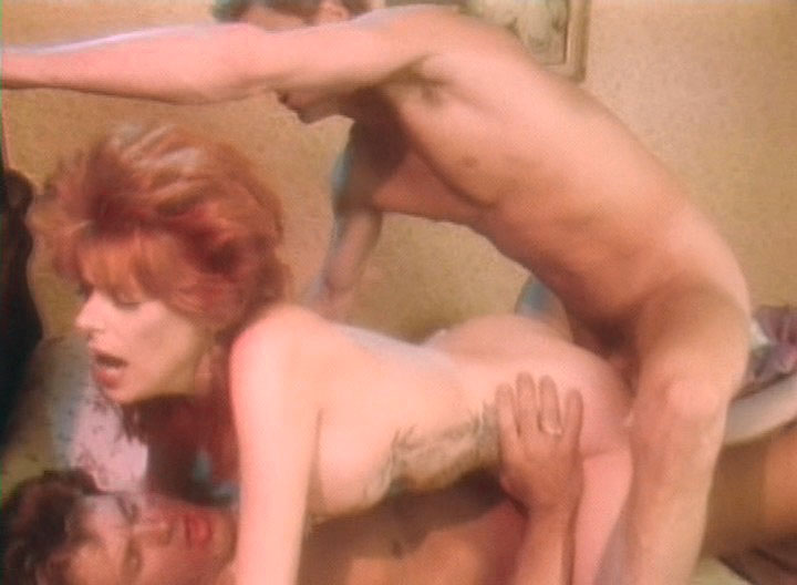 Horny Red Hair Tries 2 Big Cocks & Enjoy Getting A Facial