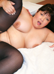 I love chubby chicks 03. A cruel Asian girl devours whipped cream topped cock !. Olivia A. Asian,Hardcore,Big Breast,Dark Hair,BBW,Booty