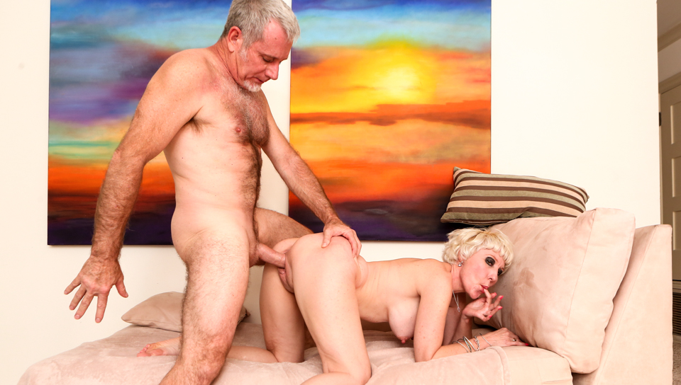Jay Crew & Dalny Marga - Horny Grannies Love To Fuck #07