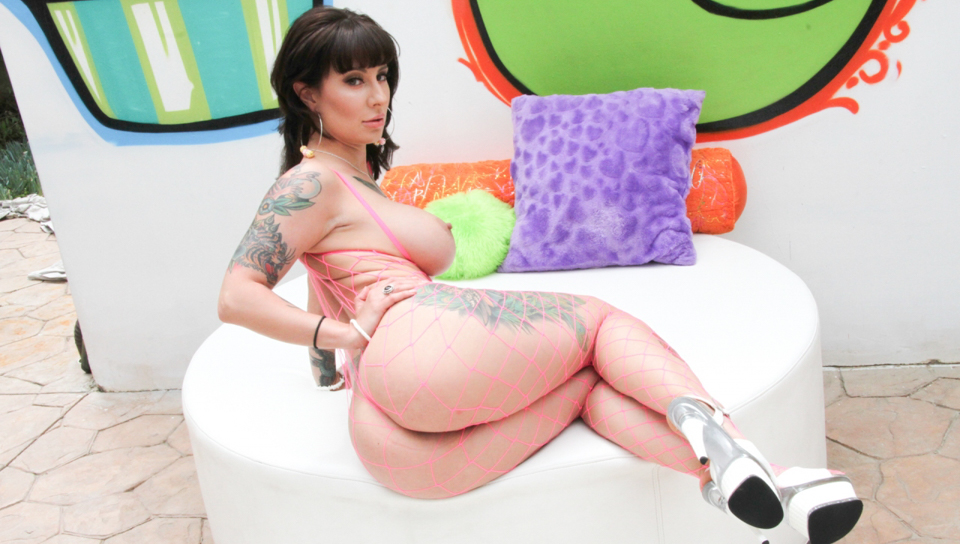 Dollie Darko - Tattooed Anal Sluts #03