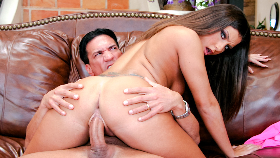 Promiscuous Victoria Gets A Big Hard Dick For Her Wet Pussy!