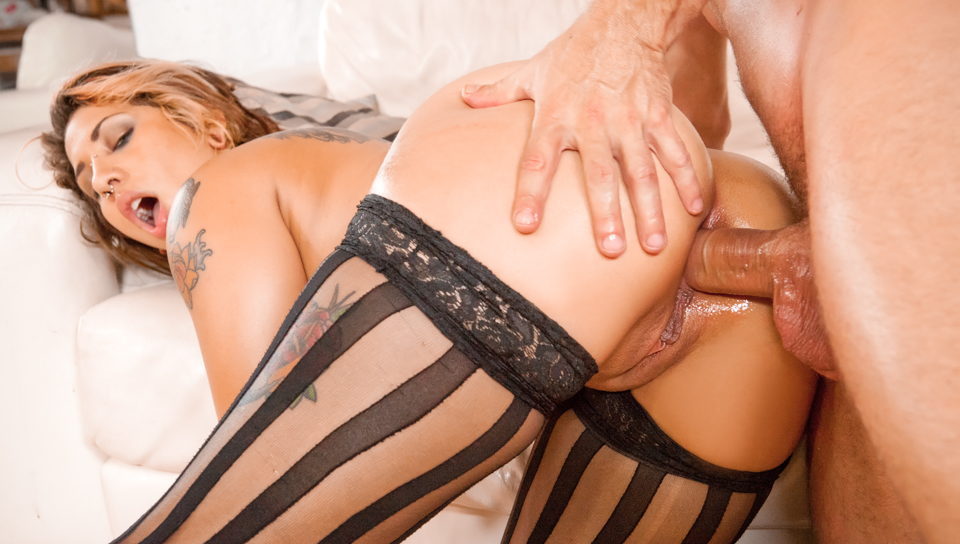 A Good Anal Slut - Mr.Pete & Veronica Rose