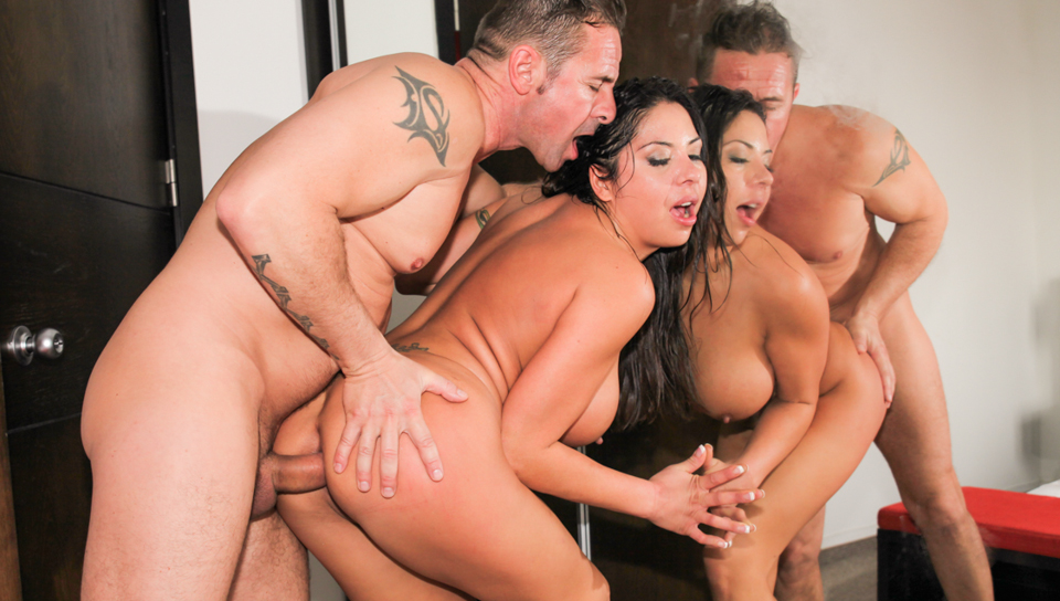 David Perry & Candi Cox - AssFucked MILFs #06