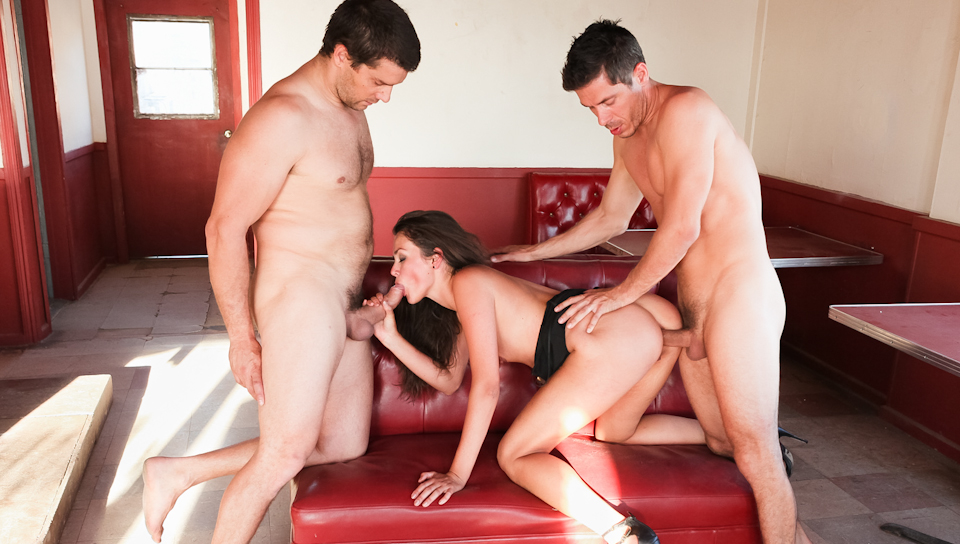 Allie Haze In Anal BBG