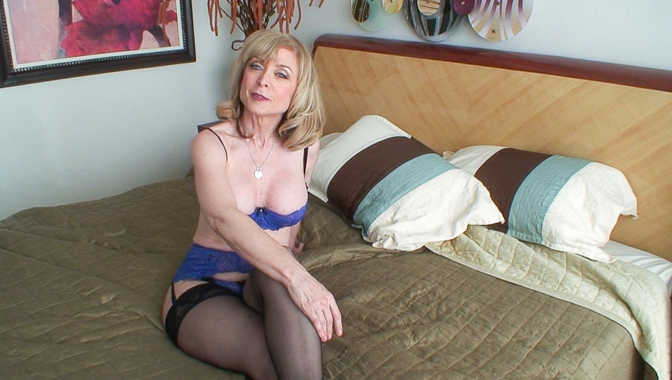 Nina Hartley - BTS-MILFs Seeking Boys