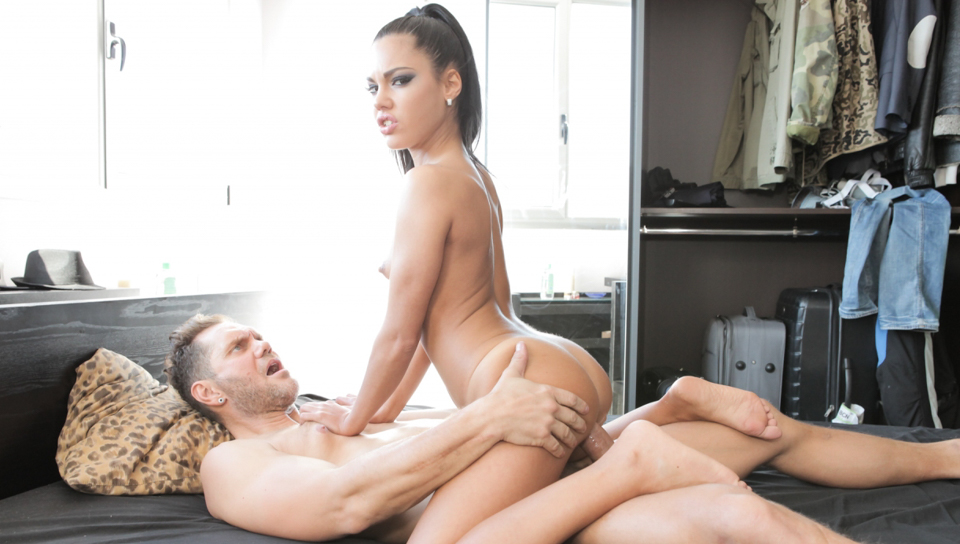 Nacho Vidal & Apolonia Lapiedra - Spanish Vixen Earns Two Wet Loads