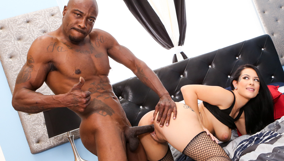 I Like Black Boys #13 - Wesley Pipes & Katrina Jade