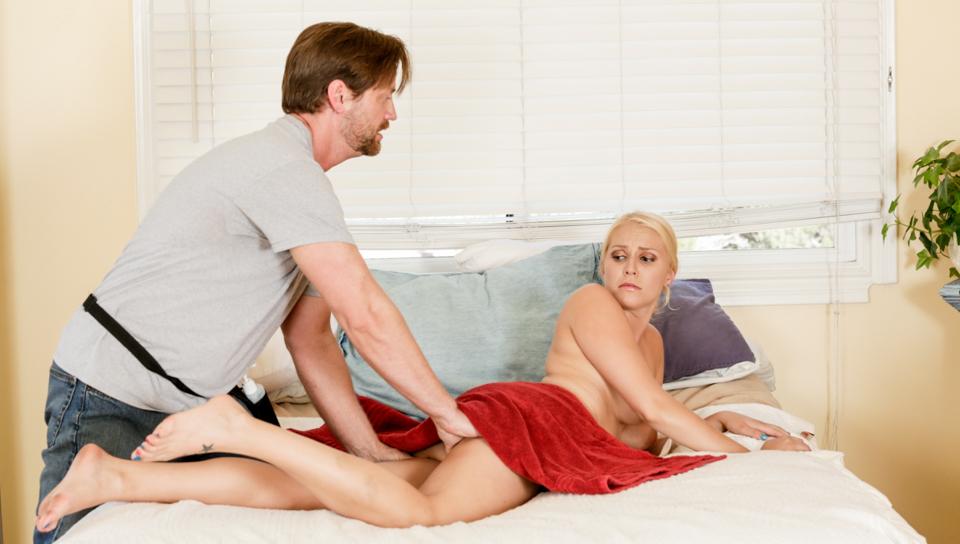 Eric Masterson & Vanessa Cage - Horsin' Around