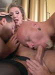 Christy mcnicoltom moore  tranny prostitutes 22  blonde tranny street girl gets double teamed by two clients. Blonde tranny hooker gets double teamed by two clients !