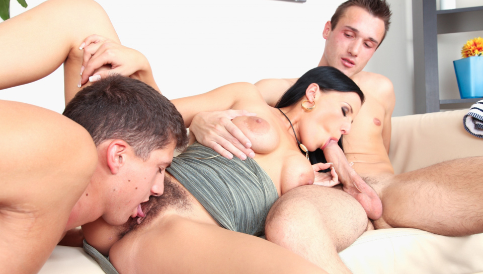 1st Time Bisexual Experience #04
