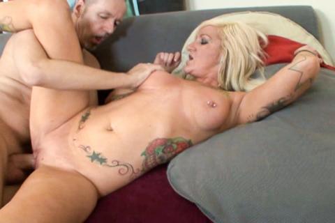Lana Phoenix - Big Cock Experience