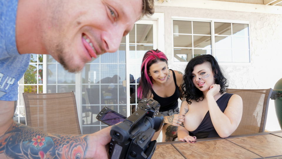 POV - Joanna Angel & Mr.Pete & Small Hands