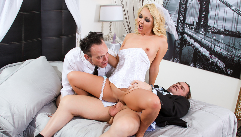 Evan Stone & Dominik Kross & Aaliyah Love - Mean Cuckold #05