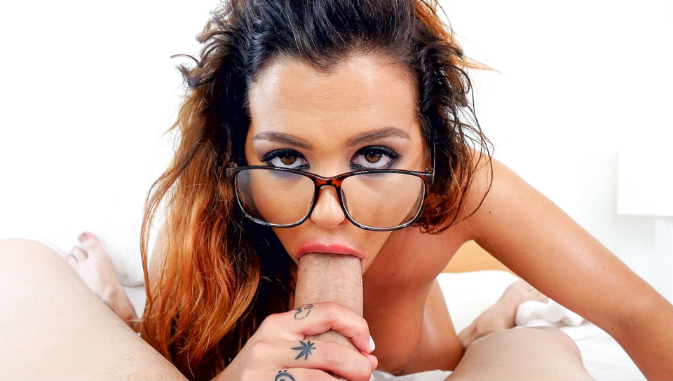 Winston Burbank & Keisha Grey - Jizz My Glasses