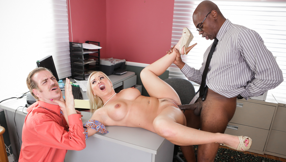 Katja Kassin & Sean Michaels & Chad Diamond - Mom's Cuckold #11
