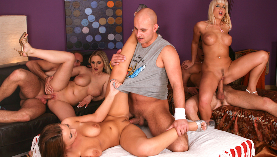 Orgy Initiations #04...
