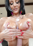 Titty creampies 06. Ava Addams gets her monumental tits fuck in