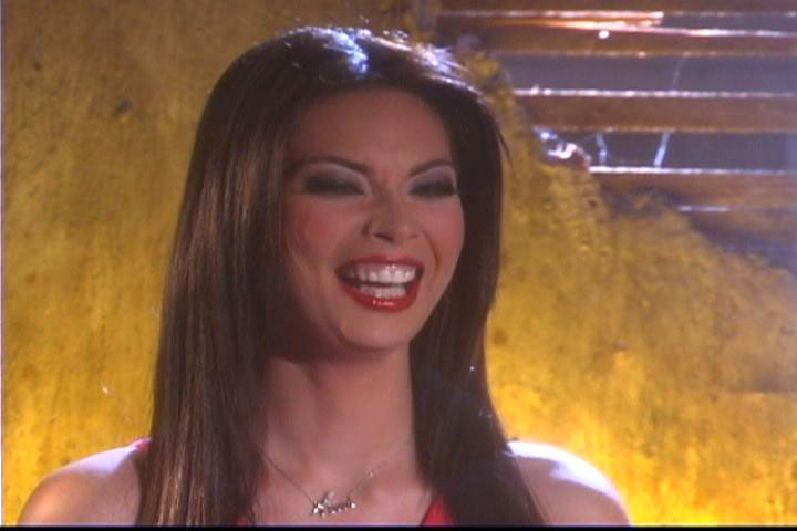 Tera Patrick's three photoshoots behind the scenes in here