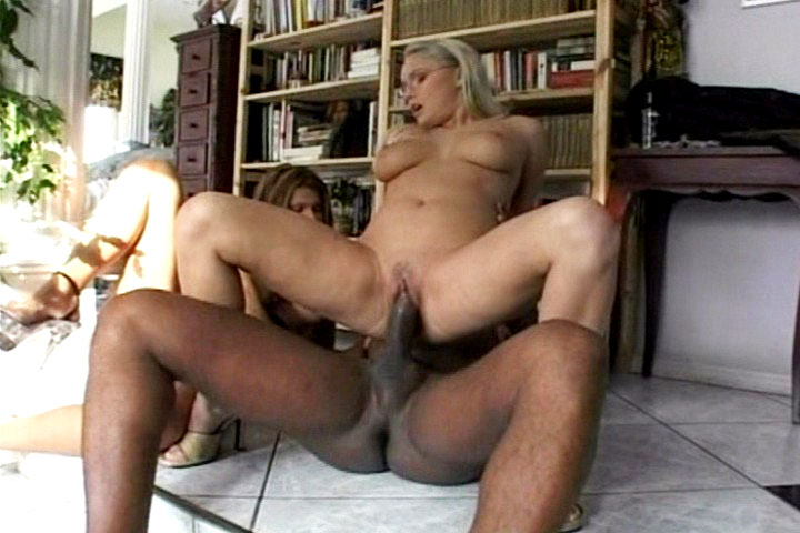 Elinor Gasset rides monster cock