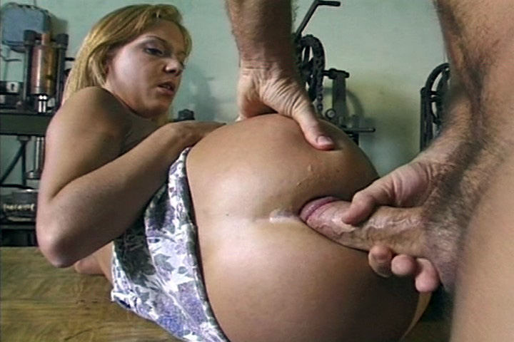 Cristy scene: young but ready to get fucked deep in the ass.