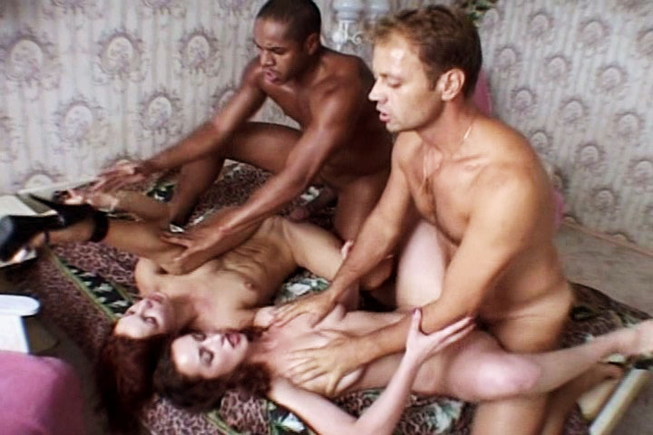 Delicious foursome with two chicks hungry for rough sex!