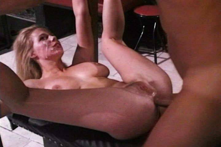 Filthy cunt sucking lots of men and fucking deep in her ass 