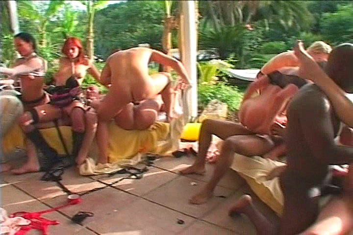 Hot Sluts Getting Drilled Hardcore During Racing Celebration