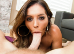 MILF Hotwife Francesca: BJ/Titty Fuck!