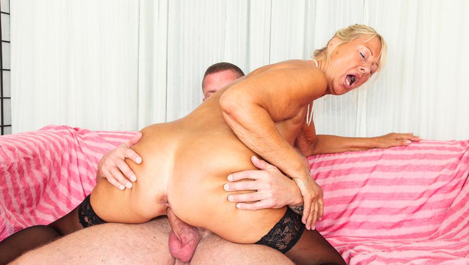 Dillon A & Regi - I Wanna Cum Inside Your Grandma #11