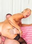 I wanna ejaculate inside your grandma 11. Dillon fucks Regi, the