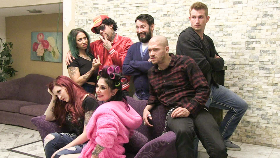 BTS Episode 84 - Joanna Angel & Tommy Pistol & Bill Bailey