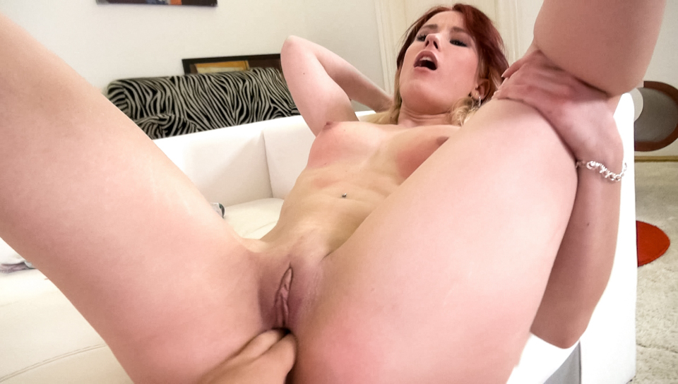 Mini is an Hungarian slut who knows how to ride a meat pole