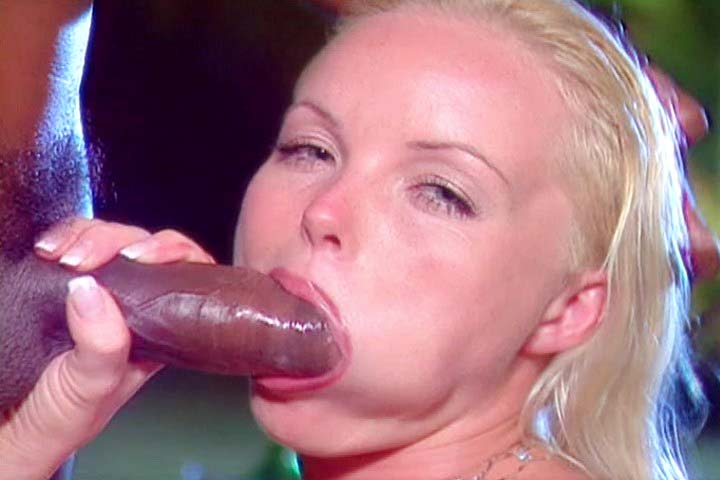 Silvia Saint having group sex outside screwing and sucking