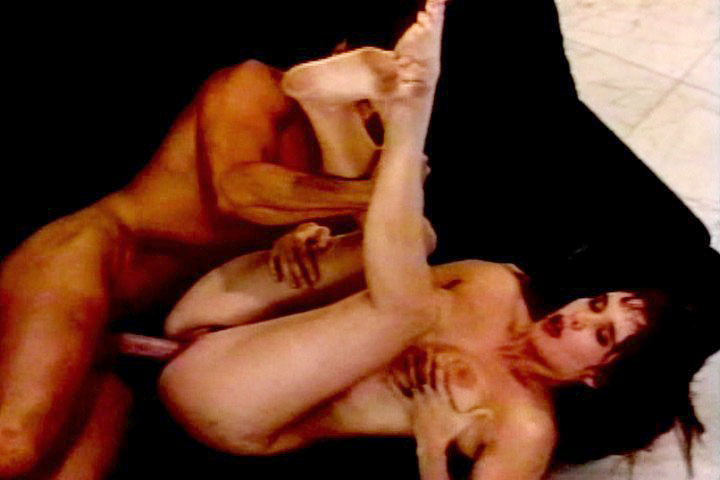 Peter's massive dick gets into a hot mouth then in a snatch!