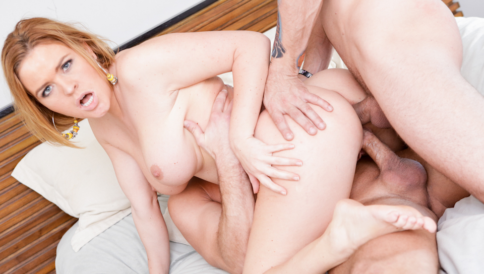Sunny Lane Double Penetration