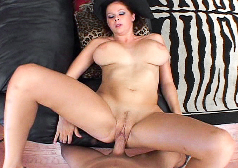Gianna loves to get a big facial load and show it to the cam