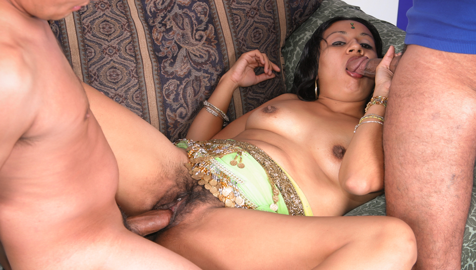 Punjab princess gets her fuzzy naan bread pounded & creamed