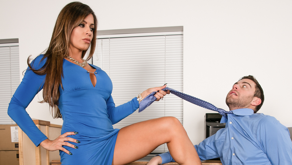 Seth Gamble & Nikki Capone - Seduced By The Boss's Wife #07