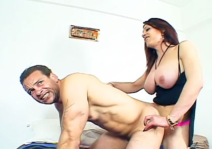 Monsters Of A She Male Cock 10