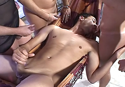 Transsexual Blow cracking