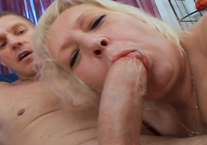 Granny Ghetto mature women video