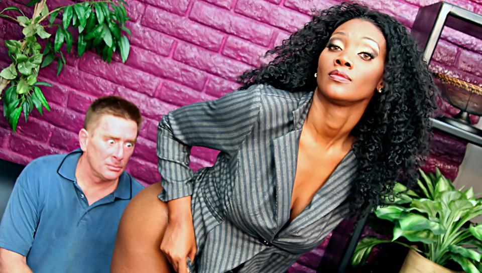 Nyomi Banxxx dvd porn video from Evil Angel