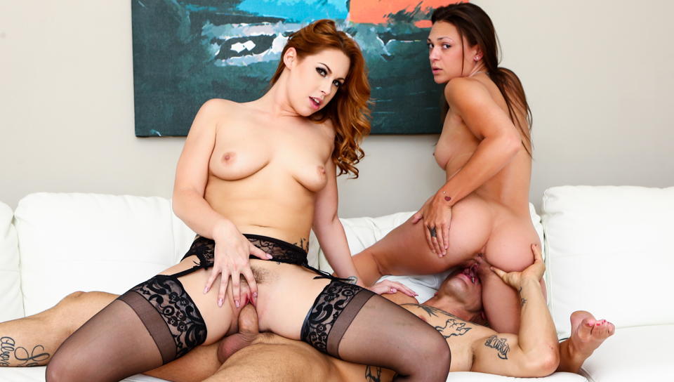 My Husband Brought Home His Mistress #07 - Derrick Pierce & Olivia Wilder & Edyn Blair