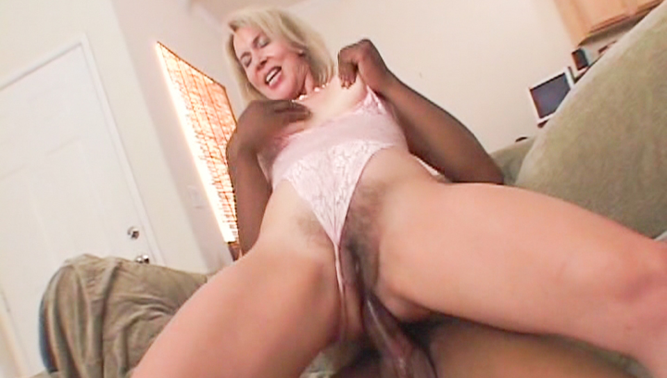 Sexy Erica Lauren picks up black guy then fucks his cock.
