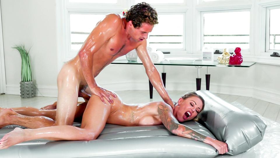Stepson Surprise! - Tyler Nixon & Isabelle Deltore