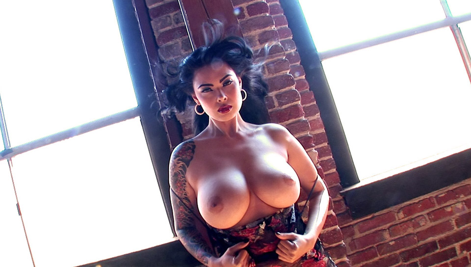 Tera Patrick individual models video from Tera Patrick
