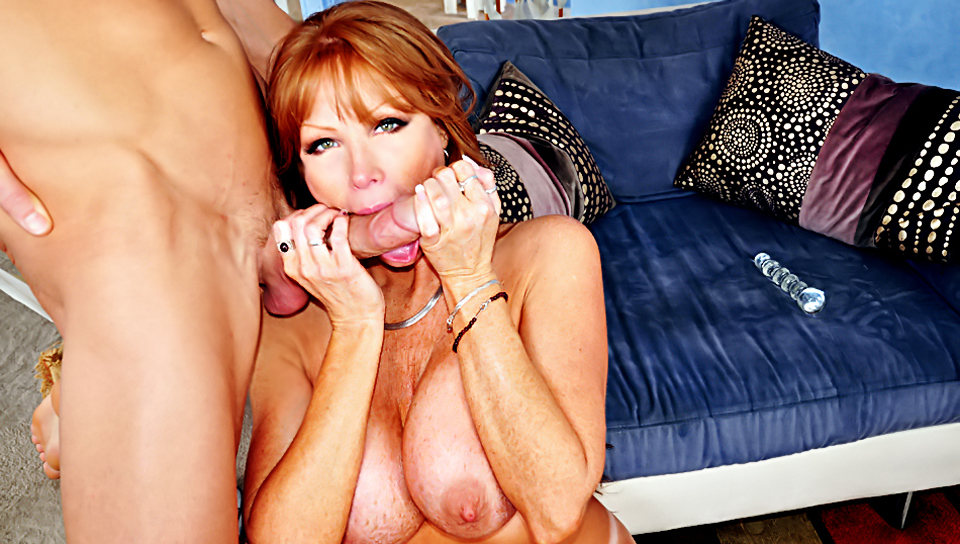 Johnny Sins & Darla Crane - The Mommy X-Perience