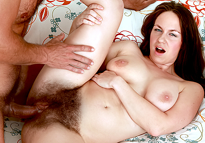 Bushy Bushy hairy women video